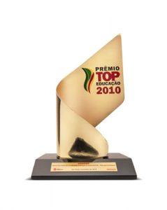 Prêmio Top Educação 2010 - Instituição de Ensino de pós graduação
