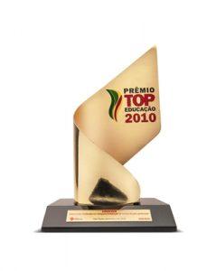 Prêmio Top Educação 2010 - Instituição de Ensino de EAD - Educação à Distância